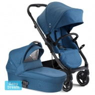 Коляска детская X-LANDER X-CITE 3 в 1 (petrol blue x-pram light)