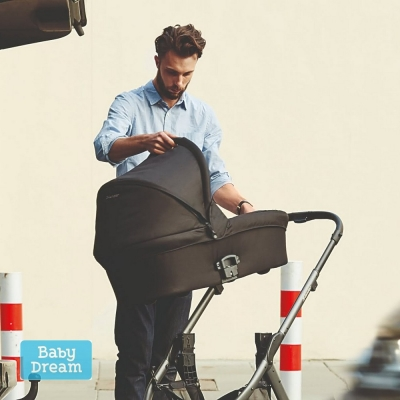 Люлька X-LANDER X-PRAM LIGHT (azure grey)